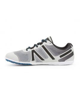 Xero Shoes HFS Gris Clair Homme côté