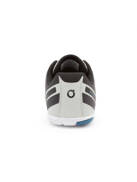 Xero Shoes HFS Gris Clair Homme vue talon