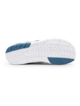 Xero Shoes HFS Gris Clair Homme vue semelle