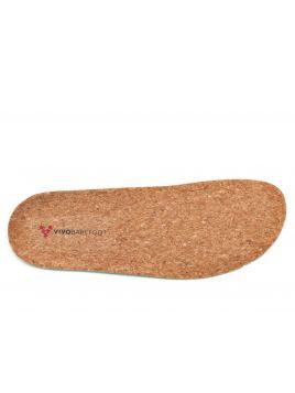 Vivobarefoot men's cork soles