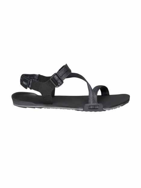 Sandales Minimalistes Xero Shoes Z-Trail Homme Multi-Black